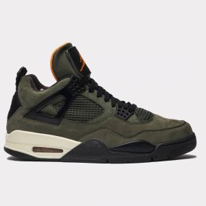Undefeated x Air Jordan 4 Retro JBM351 M1