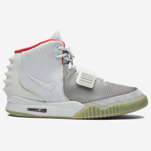 Nike Air Yeezy 2 NRG 'Pure Platinum' 508214-010