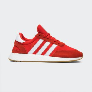 "Adidas Iniki Boost Runner ""Red"" BB2091"