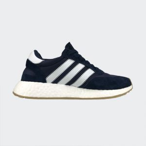"Adidas Iniki Boost Runner ""Dark Blue"" BB2092"