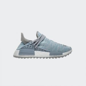 "Pharrell Williams x Adidas NMD Human Race "" Billionaire Boys Club"" AC7058 Real"