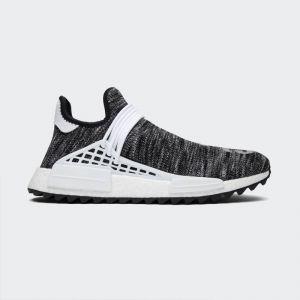 "Pharrell Williams x Adidas NMD Human Race ""Core Black"" Real Boost AC7359"