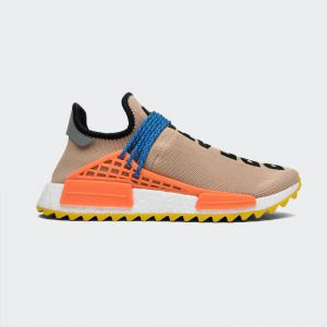 "Pharrell Williams x Adidas NMD Human Race ""Naked"" Real Boost AC7361"