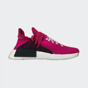 "Pharrell Williams x Adidas NMD Human Race ""Shock Pink"" Real Boost BB0621"