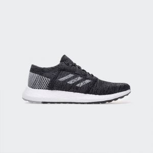 Adidas Pure Boost Core Black Grey White B37803