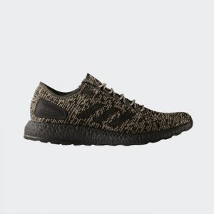 "Adidas Pure Boost ""Black Gold"" CG2986"