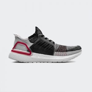 adidas Ultra Boost 19 Black Pink F35238
