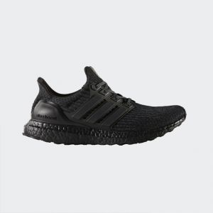 "Adidas Ultra Boost 3.0 ""Triple Black"" BA8920"