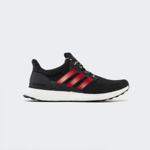 "Adidas Ultra Boost 4.0 ""Black Red"" F35231"