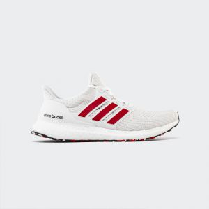 "Adidas Ultra Boost 4.0 ""White Red"" DB3199"