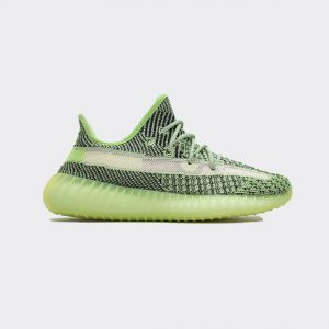 Adidas Yeezy Boost 350 V2 Green Black FX4130