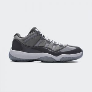 Air Jordan 11 Retro Low 'Cool Grey' 528895-003
