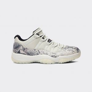 Air Jordan 11 Retro Low 'Light Bone Snakeskin' CD6846-002