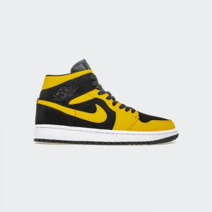 Air Jordan 1 Mid Reverse New Love 554724-071