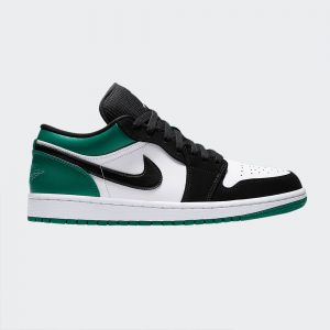 Air Jordan 1 Low 'Mystic Green' 553558-113