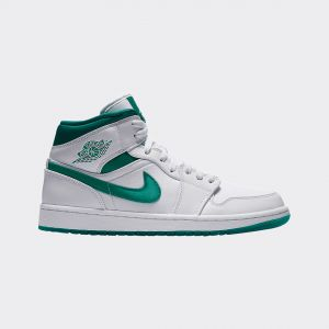 Air Jordan 1 Mid 'Mystic Green' CD6759-103