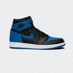 "Air Jordan 1 Retro High OG ""Royal"" 555088-007"