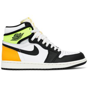 Air Jordan 1 Retro High OG 'Volt Gold' 555088 118