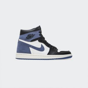 "Air Jordan 1 Retro OG Hi Retro ""Blue Moon"" 555088-115"