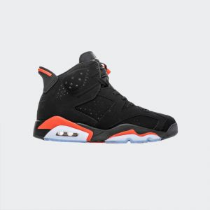 "Air Jordan 6 ""Black Infrared ""384664-060"