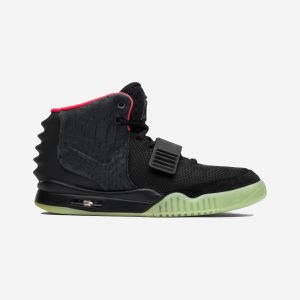 Air Yeezy 2 NRG 'Solar Red' 508214-006