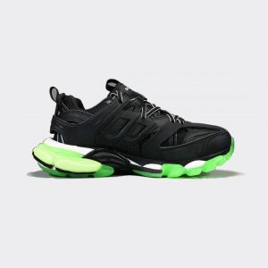 Balenciaga Track Black Glow-In-The-Dark - 570391W1GB11003