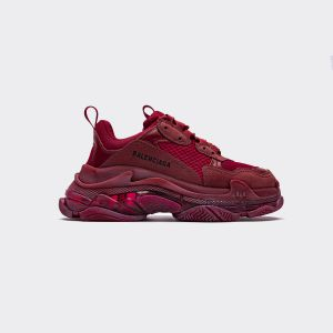 Balenciaga Triple S Red 544351 W06F1 9878
