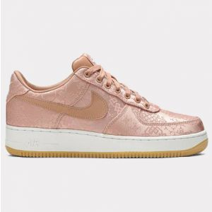 CLOT x Air Force 1 Low Premium 'Rose Gold Silk' CJ5290 600