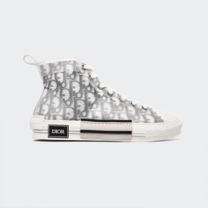 Dior B23 Oblique High Top Sneaker T00853H063