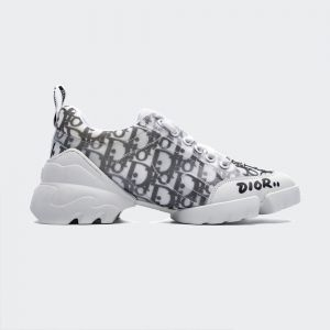 Dior D-Connect Kaleidiorscopic Sneaker White KCK211DF915