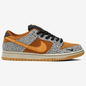 Dunk Low Pro SB 'Safari' CD2563 002