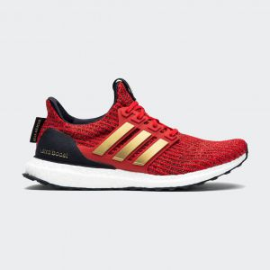 Game Of Thrones x Wmns adidas UltraBoost 4.0 'House Lannister' EE3710