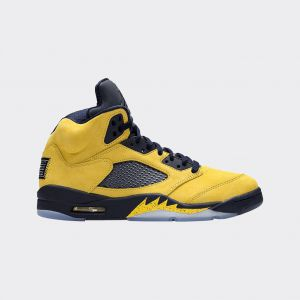 Jordan 5 Retro Michigan (2019) - CQ9541-704
