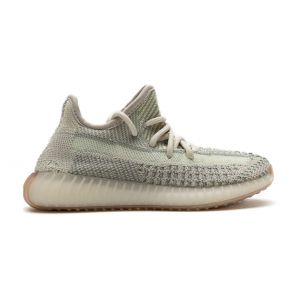 Kids Adidas Yeezy Boost 350 V2 Cloud White FT3043