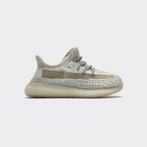 Kids Adidas Yeezy Boost 350 V2 Infant Lundmark Reflective FV3254