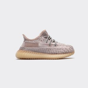 Kids Adidas Yeezy Boost 350 V2 Infant Synth Reflective FV5675