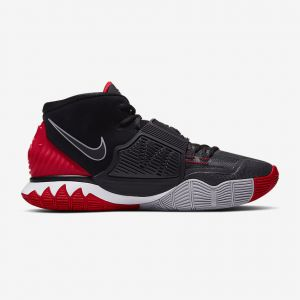 Nike Kyrie 6 EP Black University Red BQ4631-002