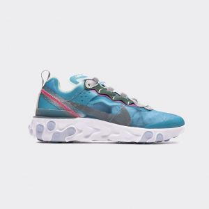 "Nike React Element 87  ""Royal Tint""AQ1090-400"