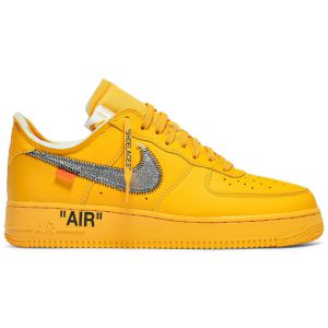 Off-White x Air Force 1 Low 'University Gold' DD1876 700