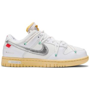 Off-White x Dunk Low 'Lot 01 of 50' DM1602 127