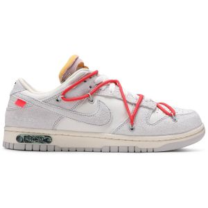 Off-White x Dunk Low 'Lot 33 of 50' DJ0950 118