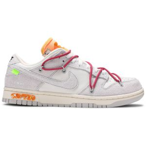 Off-White x Nike Dunk Low 'Lot 35 of 50' DJ0950 114