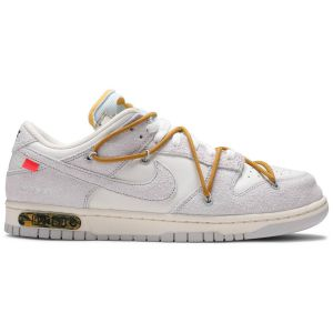 Off-White x Nike Dunk Low 'Lot 37 of 50' DJ0950 105