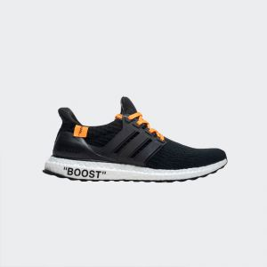 OFF WHITE X Ultra Boost 4.0 Adidas Black White B22480