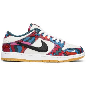 Parra x Nike Dunk Low Pro SB 'Abstract Art' DH7695 600