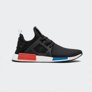 "adidas NMD XR1 Primeknit OG ""Black"" BY1909"