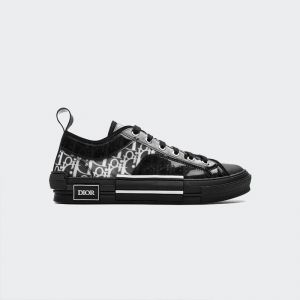 Dior B23 Oblique Low Top Sneaker T00853H063