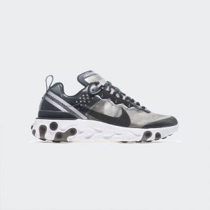 Nike React Element 87 Black AQ1090-001