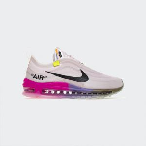 OFF White x Nike Air Max 97 Queen AJ4585-600