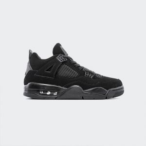 Solekix Air Jordan 4 Black Cat 308497-002